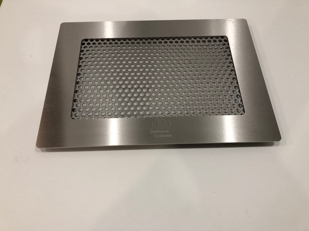 Nail extractor stainless grille for maxim